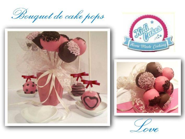 """idée des cake pops """"spéciale mariage"""""""