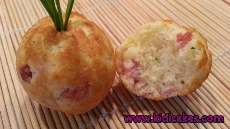 Recette Cake Lardon Kiri