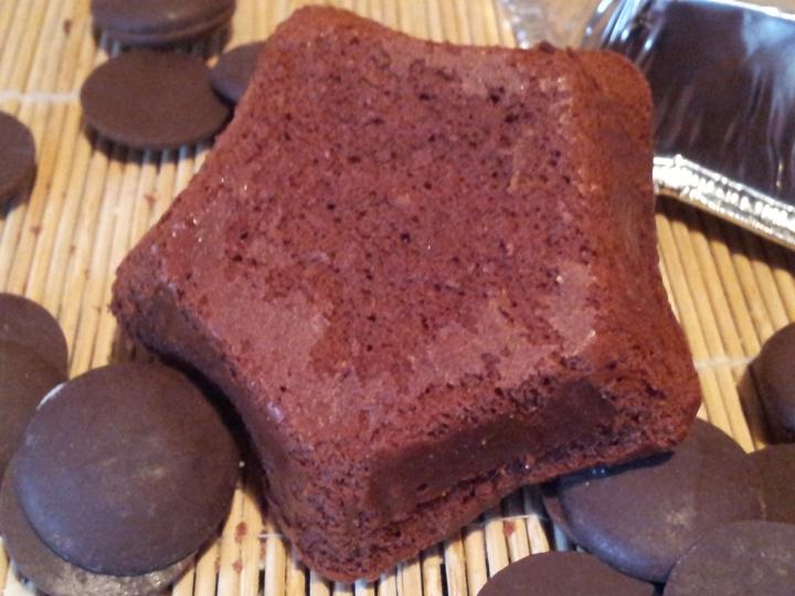 muffin cake chocolat banane