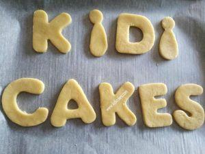 Kidicakes propose une recette de sablé fait maison, recette testée et approuvée. Sablés délicieuses et simple à confectionner.