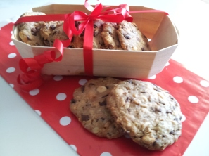Cookies maison au muesli chocolat recette simple des cookies au muesli au chocolat produits naturels muesli et chocolat Kidicakes