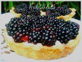 Tarte aux mûres sauvages, recette de tarte aux mûres sauvages,recette simple et délicieuse. la tarte aux mûres est pour 8 personnes