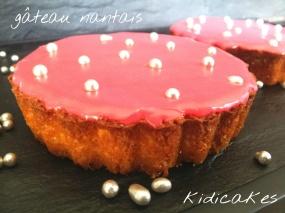 Mmmh la bonne recette de gâteau nantais rose