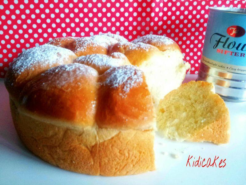 Brioche butchy fait maison recette délicieuse de brioche butchy recette propsoé par Kidicakes. Butchy brioche allemande