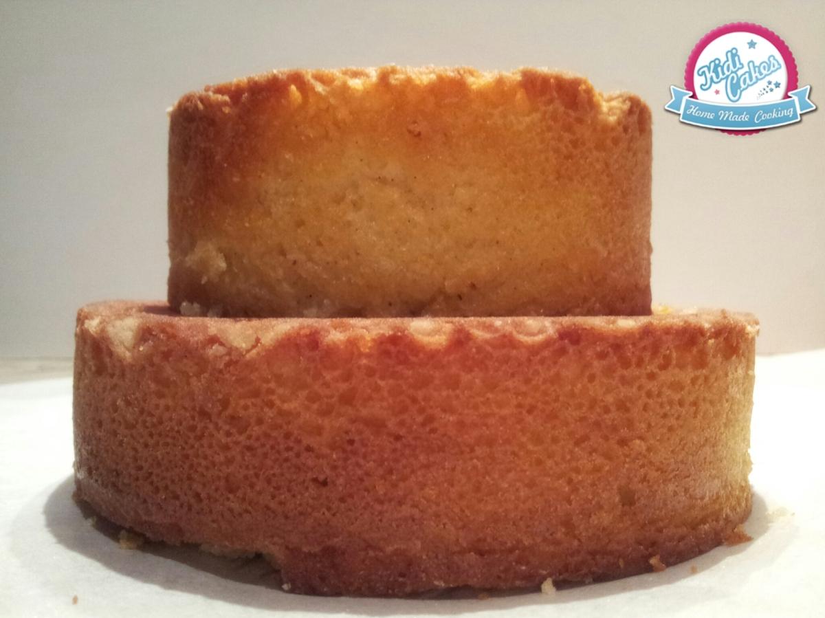 ☆ Gâteau yaourt pour pièce montée ☆