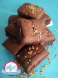 Brownie au chocolat noisettes recette de brownie au chocolat inratable, brownie au chocoalt moelleux et fondant tout chocolat. Recette Kidicakes