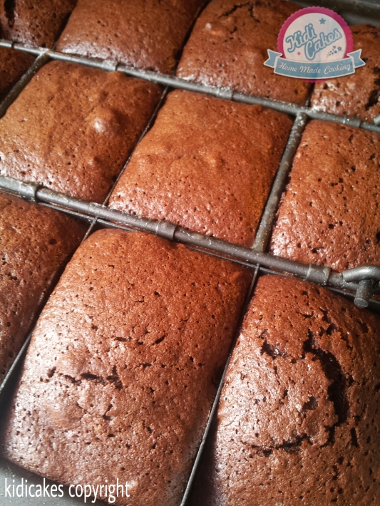 Moule brownie individuelle moule de qualité professionnelle. Moule brownie chicago metallic