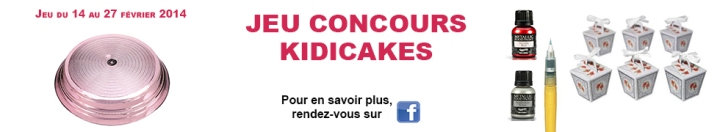 Jeu concours saint valentin un jeu concours proposé par Kidicakes boutique de décoration et matériel de pâtisserie