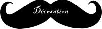 decoration moustache