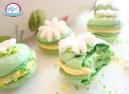 Macaron facile et inratable avec la préparation mix macaron, La préparation des macarons 250 g est facile et pratique.