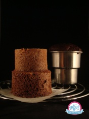 Mini moule wedding cake