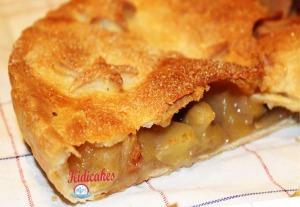 La vraie recette de l'apple pie à l'américaine !!! L'apple pie est une délicieuse tourte aux pommes à la cannelle, un classique venu tout droit des USA. La recette de l'apple pie est proposée sur Kidicakes