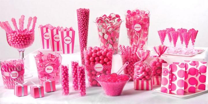 Astuces pour réaliser un candy bar